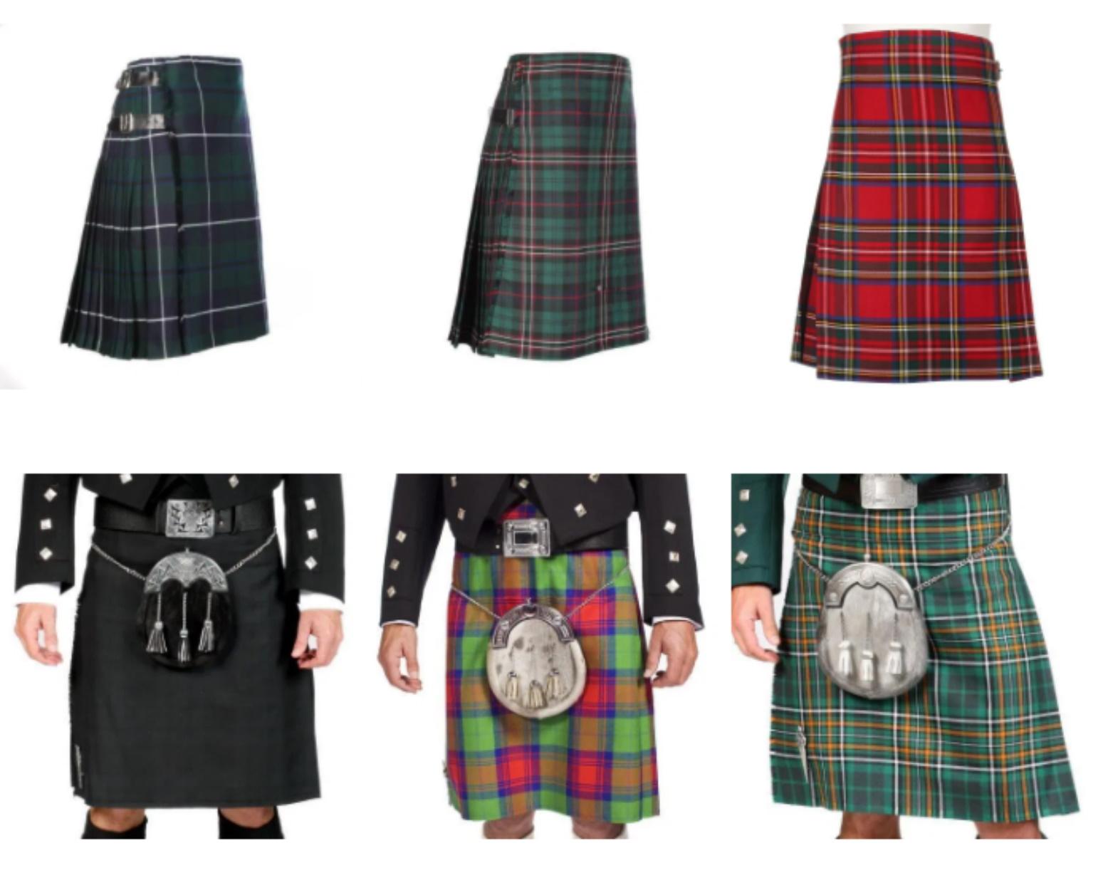 Κιλτ: Παραδοσιακό ένδυμα ή fashion statement;