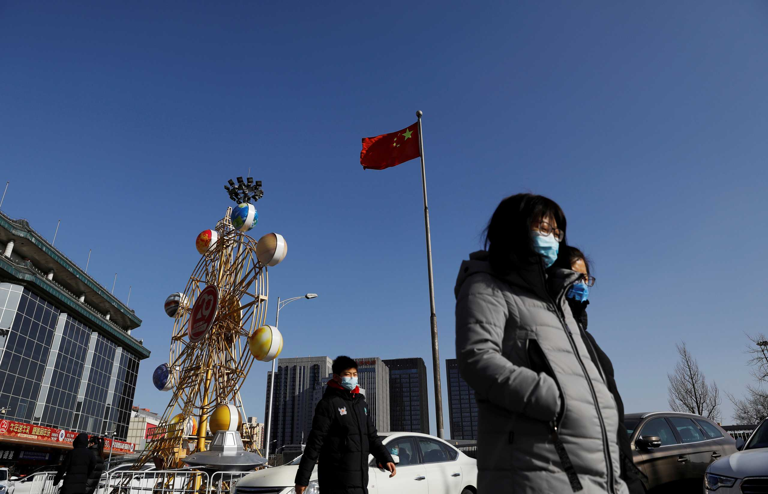 Πεκίνο: Εντοπίστηκαν τα πρώτα κρούσματα του μεταλλαγμένου κορονοϊού