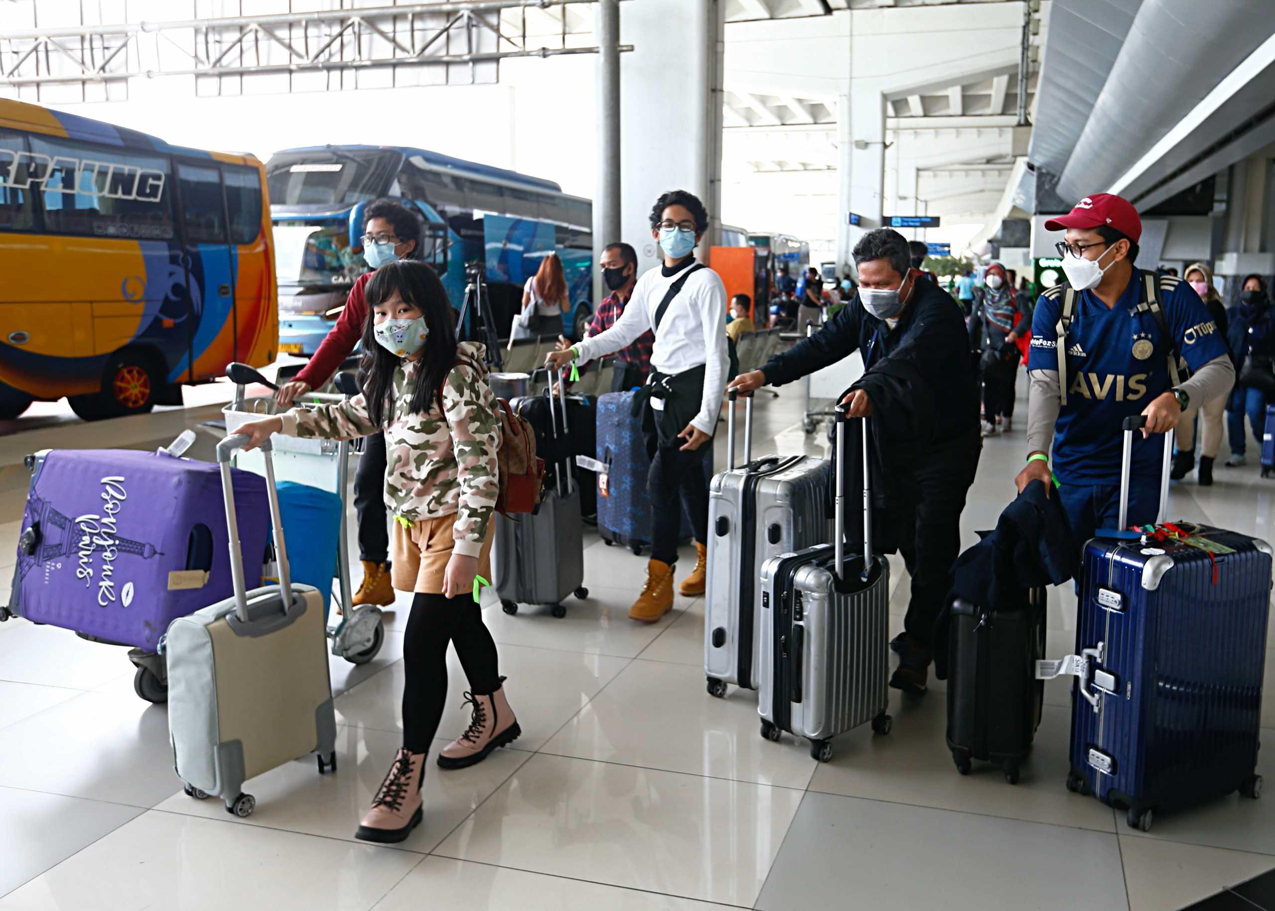 Κορονοϊός: Οι Φιλιππίνες απαγορεύουν την είσοδο ταξιδιωτών από τις ΗΠΑ από 3 Ιανουαρίου