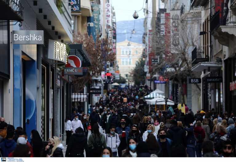 Κορονοϊός: Πάνω από τα μισά κρούσματα στην Αττική – Ο ανησυχητικός χάρτης της διασποράς