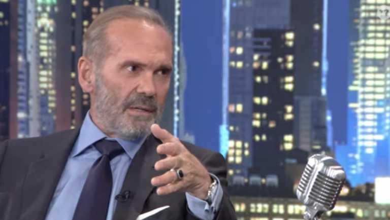 """""""Χείμαρρος"""" ο Πέτρος Κωστόπουλος! """"Εμένα δεν με λυπήθηκε κανένας"""""""
