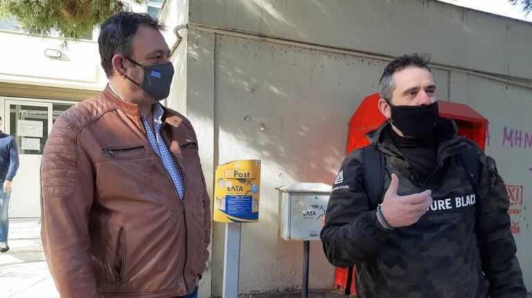 Συγκλονιστικό: Φορτηγατζής από την Κρήτη έπαθε εγκεφαλικό στην Γερμανία και έμεινε πεσμένος στον δρόμο 3,5 ώρες