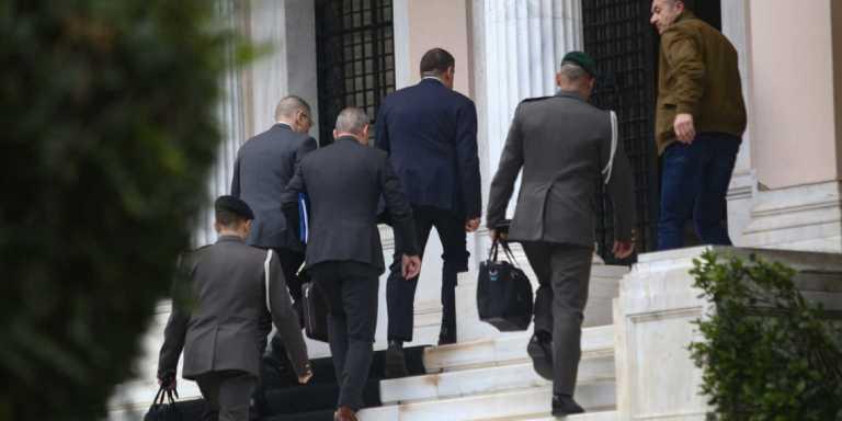ΚΥΣΕΑ: Σήμερα η κρίσιμη συνεδρίαση με ατζέντα τις κρίσεις Αξιωματικών και τη νέα δομή Ενόπλων Δυνάμεων