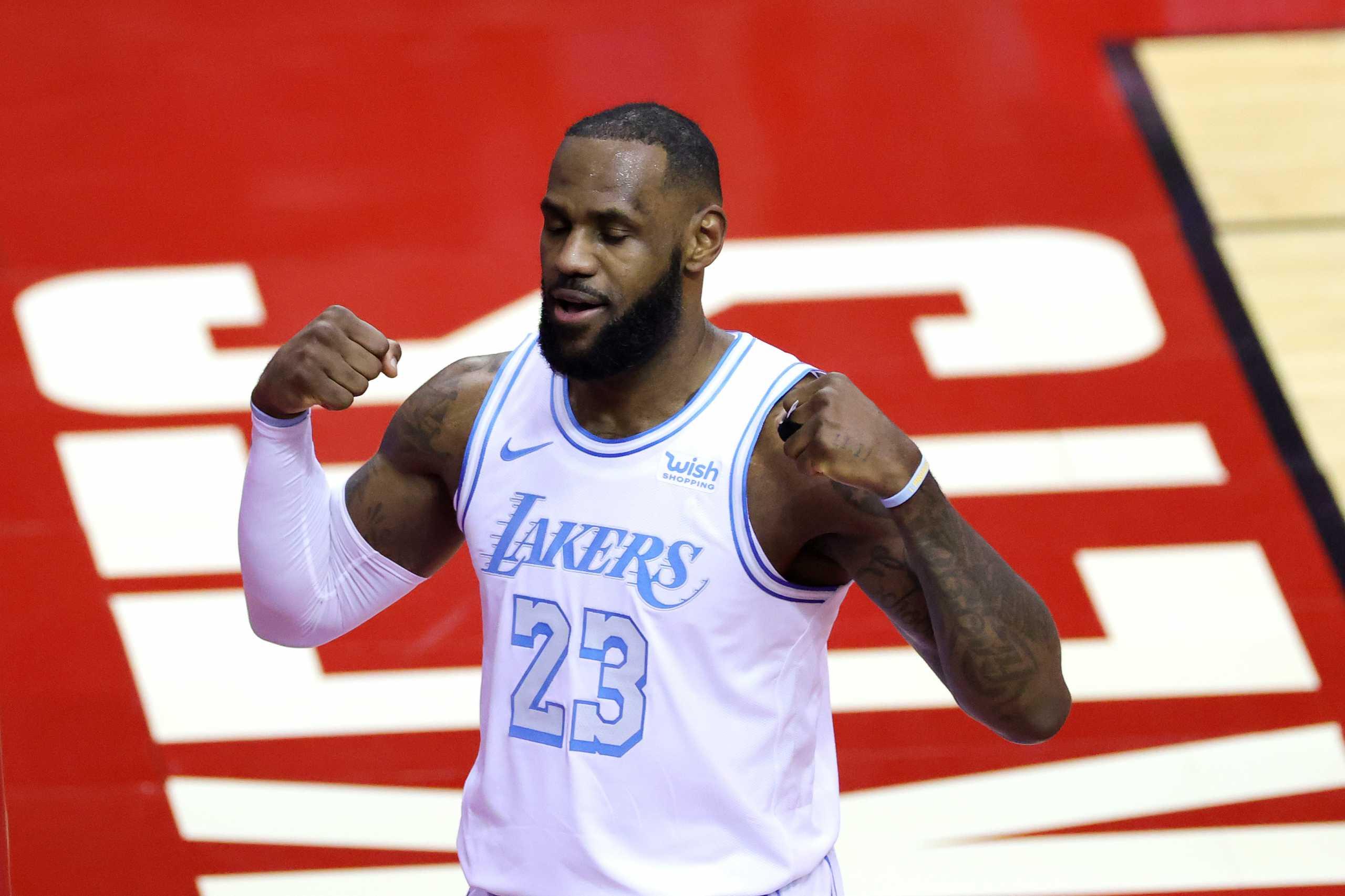 «Πάρτι» των Λέικερς στο Χιούστον και νέα νίκη για τους Γουόριορς – Τα αποτελέσματα στο NBA (videos)
