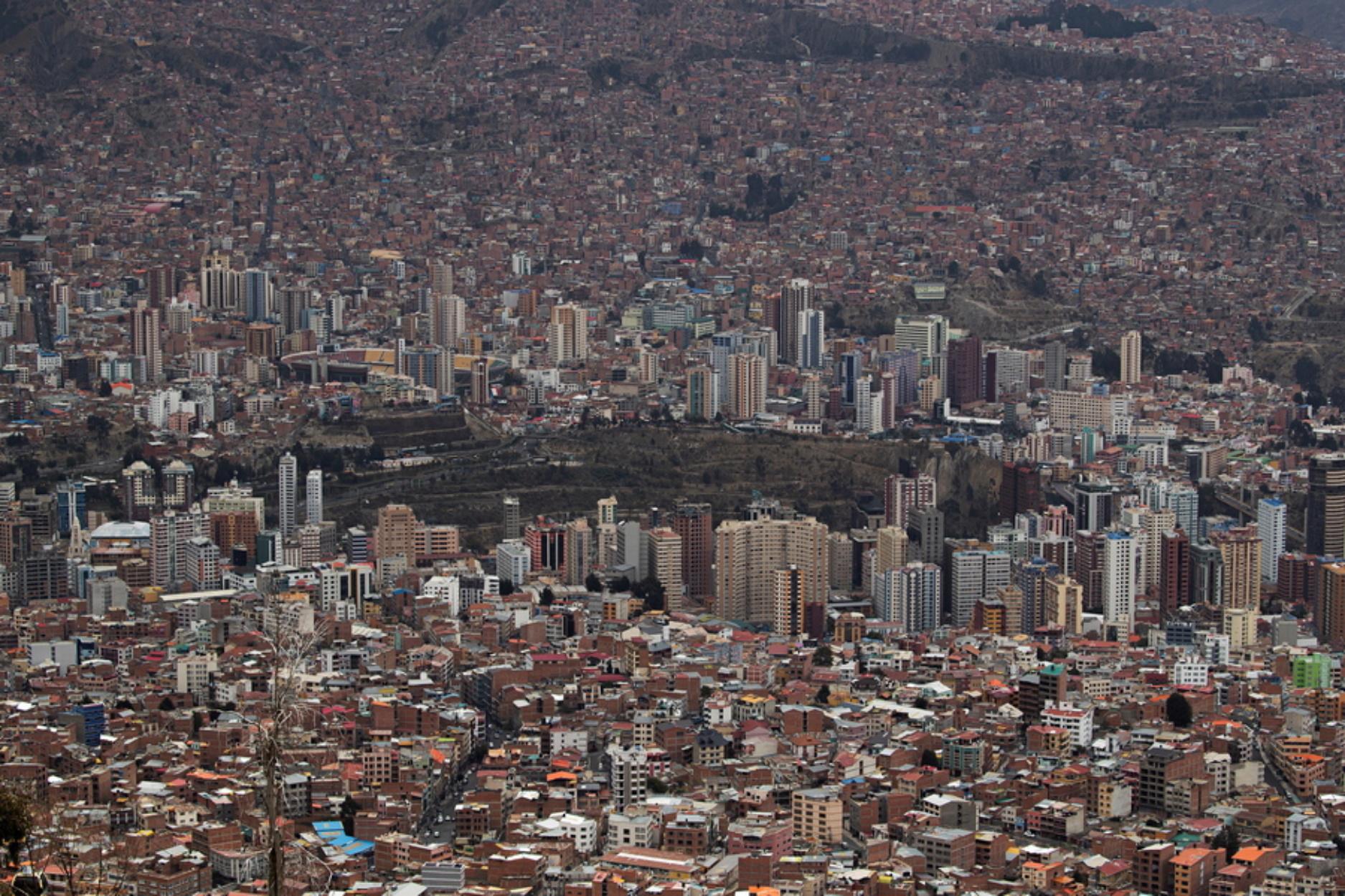 Πόλεις στον ουρανό: Οι 15 πρωτεύουσες με το μεγαλύτερο υψόμετρο στον κόσμο