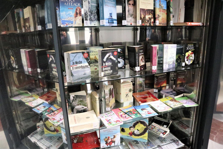 Λάρισα: Σύστημα «έξυπνης» απολύμανσης των βιβλίων στη Δημόσια Κεντρική Βιβλιοθήκη