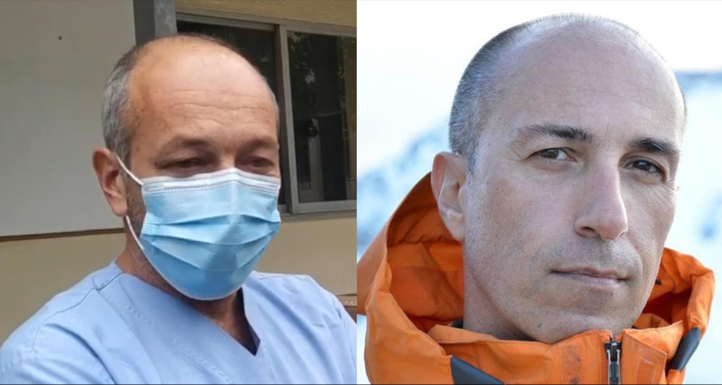 Λάρισα: «Δούλευαν και στα ρεπό τους» – Σπαρακτικά μηνύματα για τους δύο γιατρούς που σκοτώθηκαν από χιονοστιβάδα στον Όλυμπο
