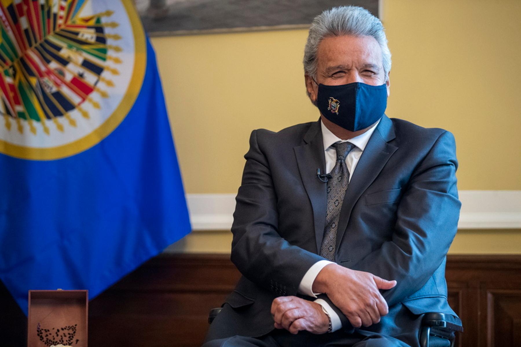 Ουάσιγκτον: Αναγκαστική προσγείωση για το αεροσκάφος του προέδρου του Ισημερινού