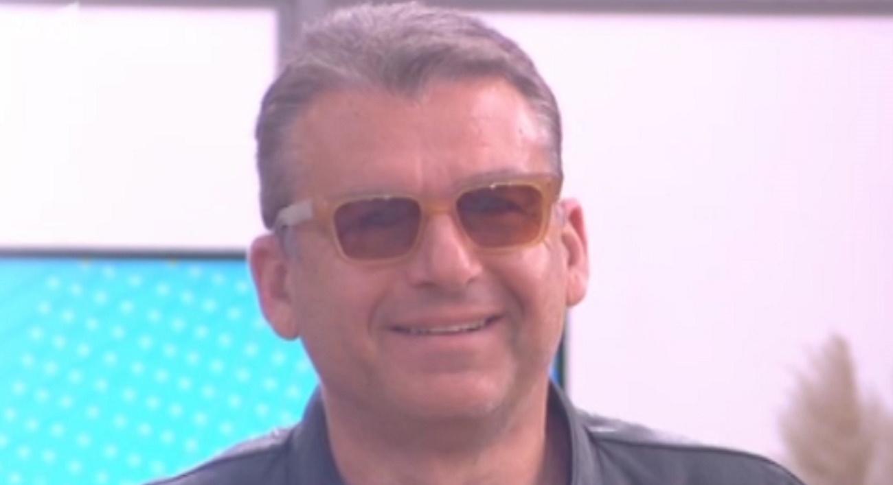 Ο Γιώργος Λιάγκας εμφανίστηκε στο Πρωινό μετά από τεσσεράμισι χρόνια
