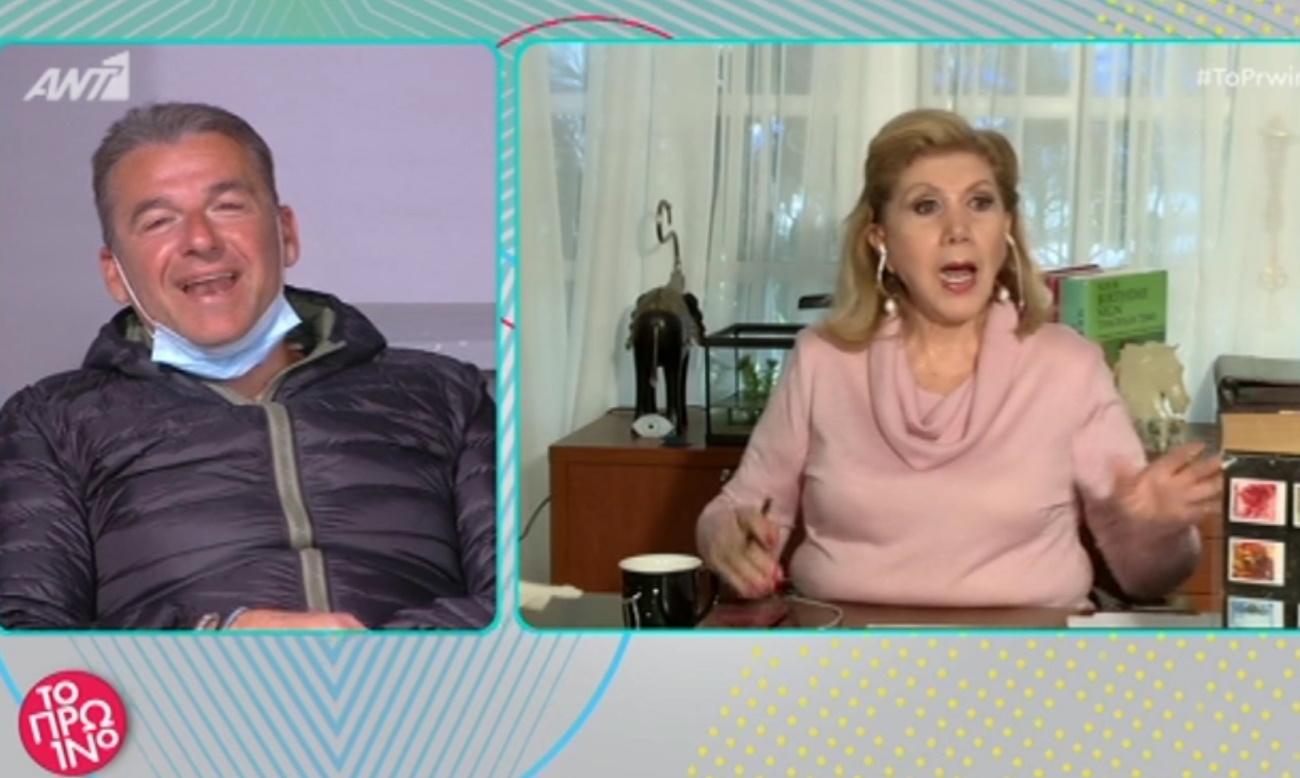 """Ο Γιώργος Λιάγκας έκανε παρέμβαση στο Πρωινό – """"Πάγωσε"""" η Λίτσα Πατέρα"""