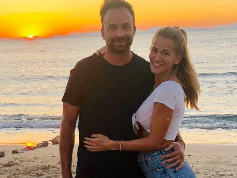 Πατέρας για τέταρτη φορά ο Γιώργος Λιανός – Έγκυος η νέα του σύντροφος