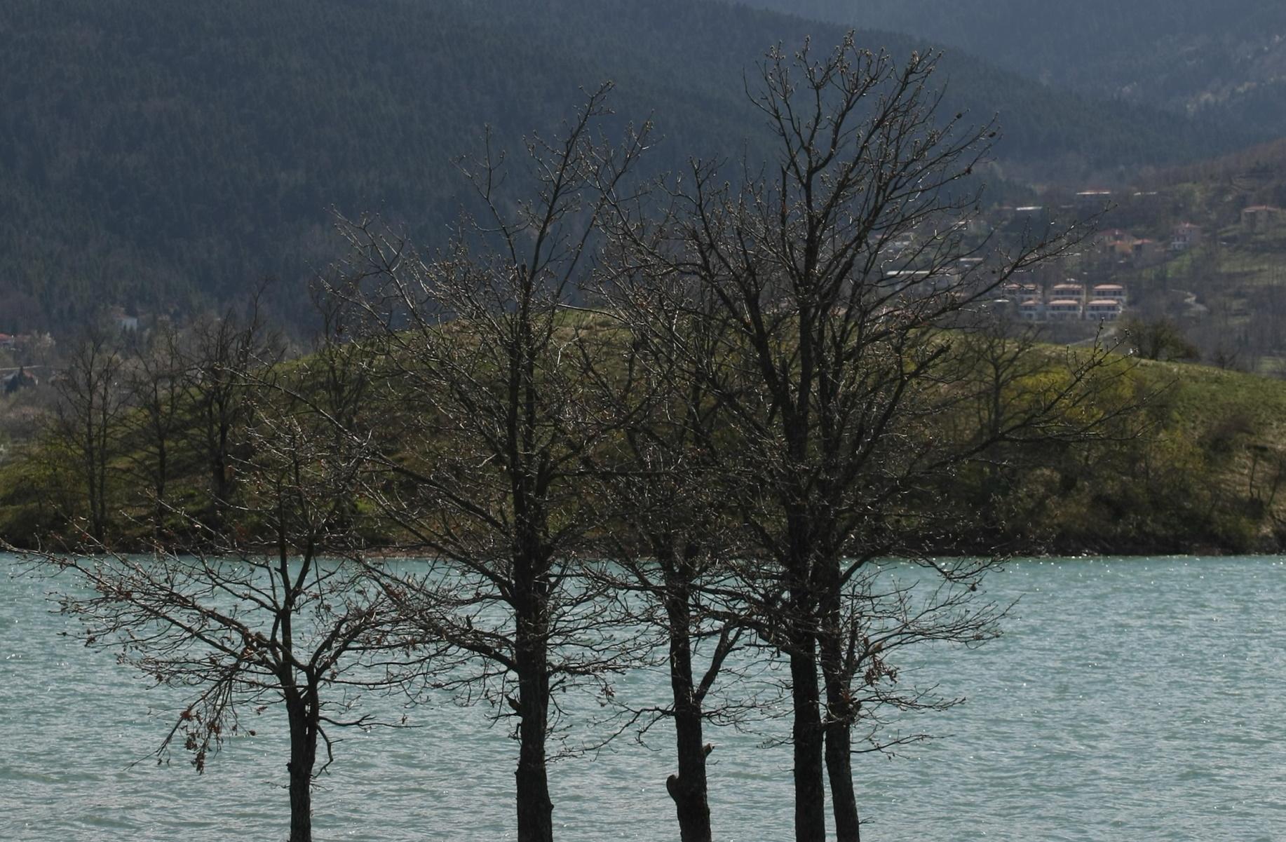 Λίμνη Πλαστήρα: Κατάσταση έκτακτης ανάγκης για 6 μήνες