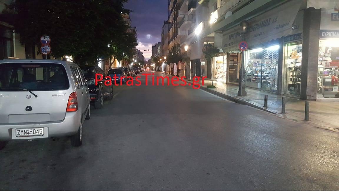 Κορονοϊός: Νεκρές πόλεις στις 18.00 το απόγευμα – Κατέβασαν ρολά και κλείστηκαν στα σπίτια (pics)