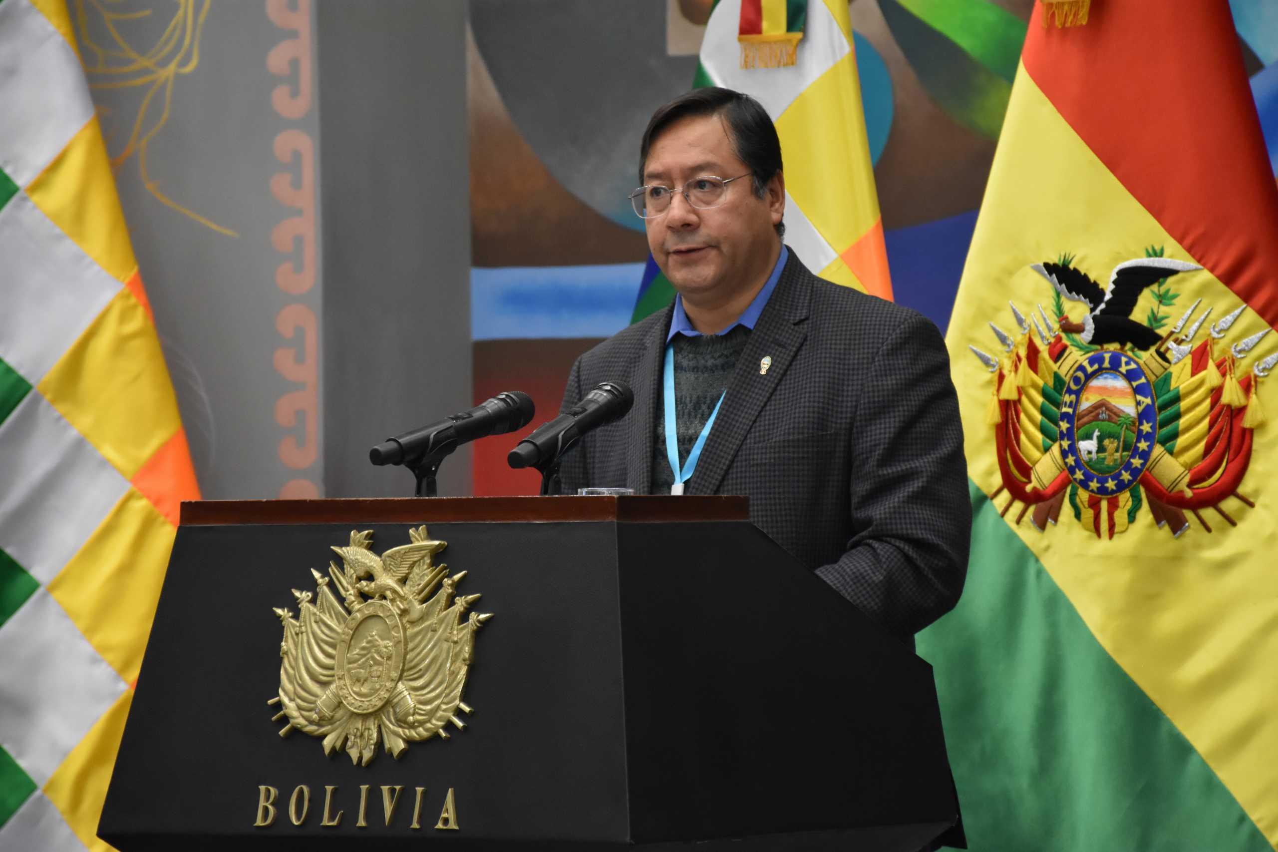 Κορονοϊός – Βολιβία: Το εμβόλιο Sputnik V θα κάνει ο πρόεδρος Λουίς Άρσε