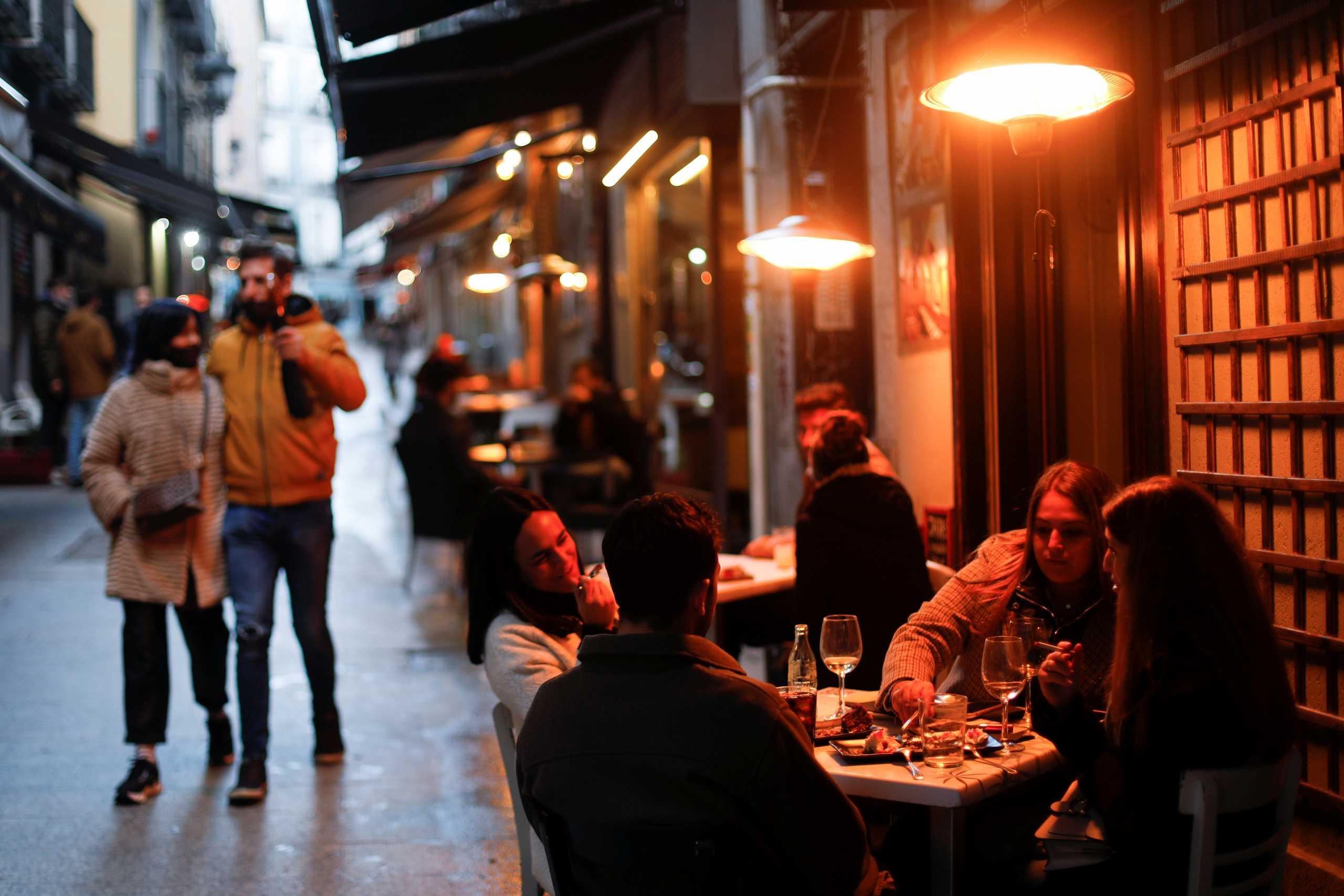 Ισπανία: Μειώθηκε η ανεργία το τελευταίο τρίμηνο του 2020