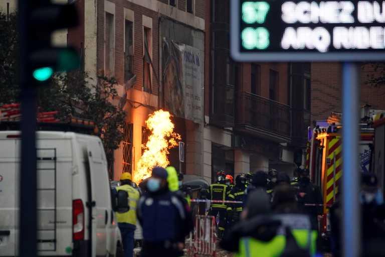 Έκρηξη στη Μαδρίτη: Ένας καθολικός ιερέας μεταξύ των νεκρών – Τέσσερα τα θύματα της τραγωδίας