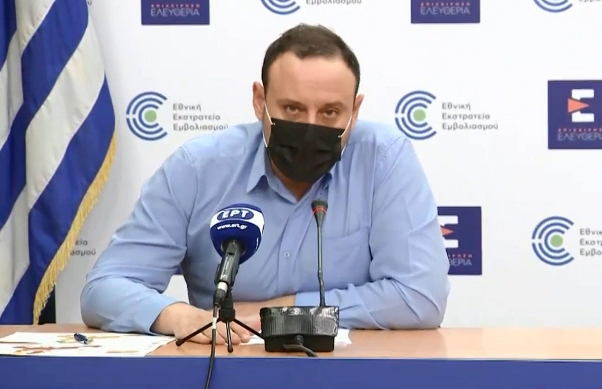 Κορονοϊός – Γκίκας Μαγιορκίνης: Πόσο αυξήθηκαν τα κρούσματα τα τελευταία τέσσερα 24ωρα