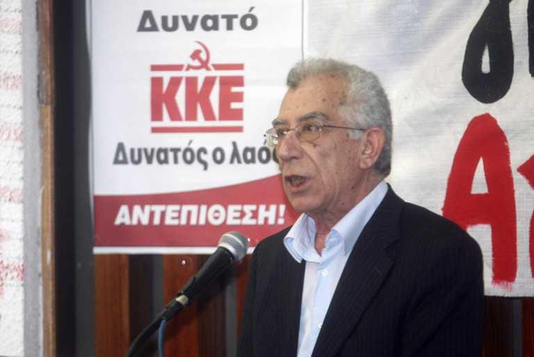 Πέθανε ο Μάκης Μαϊλης μέλος της ΚΕ του ΚΚΕ
