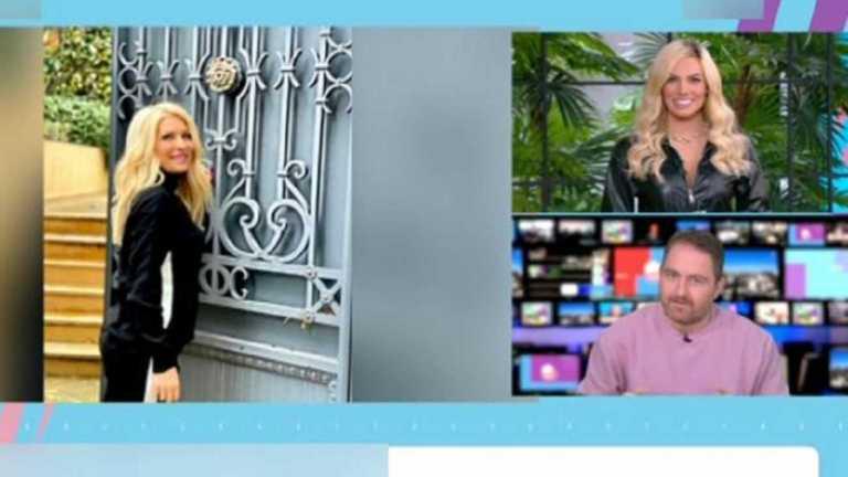 """Νέο μήνυμα – """"φωτιά"""" έστειλε η Ιωάννα Μαλέσκου στην Ελένη Μενεγάκη"""