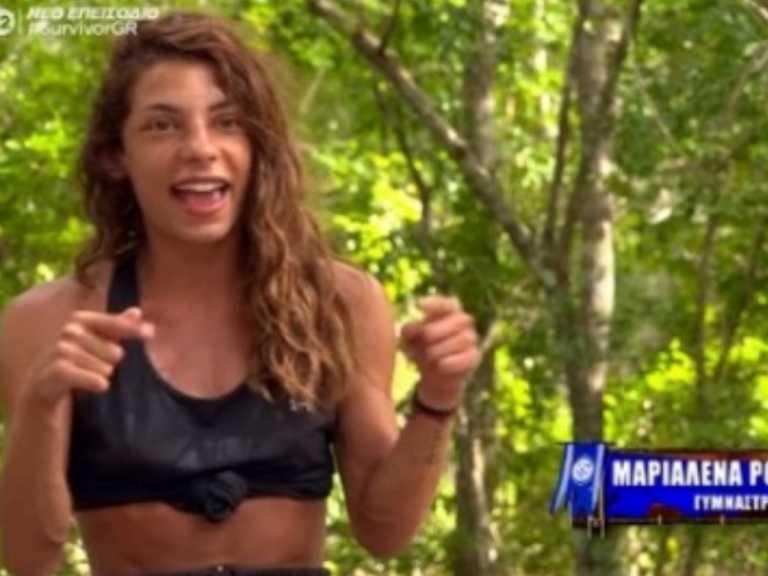 Survivor: H Mαριαλένα είπε για τη ψηφοφορία με την Ανθή αυτό που όλοι σκεφτόμασταν