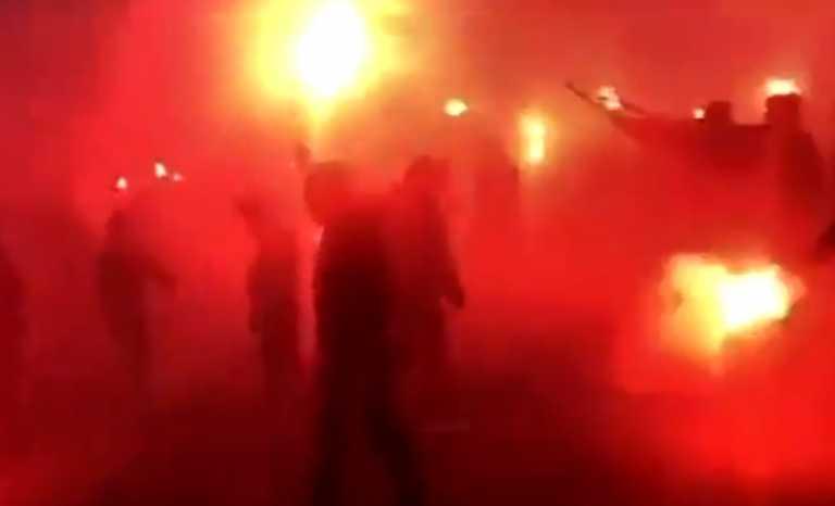 Παίκτης της Μαρσέιγ τραυματίστηκε στα επεισόδια με τους οπαδούς (video)