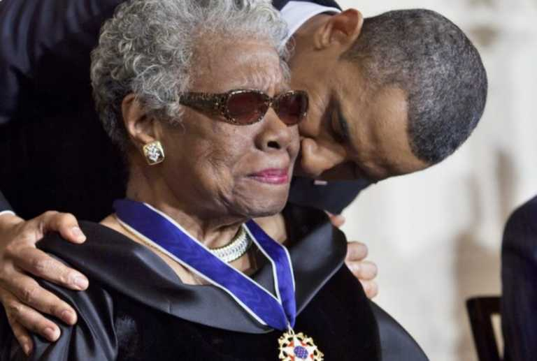 Η Maya Angelou στη σειρά Barbie «Γυναίκες που Εμπνέουν»