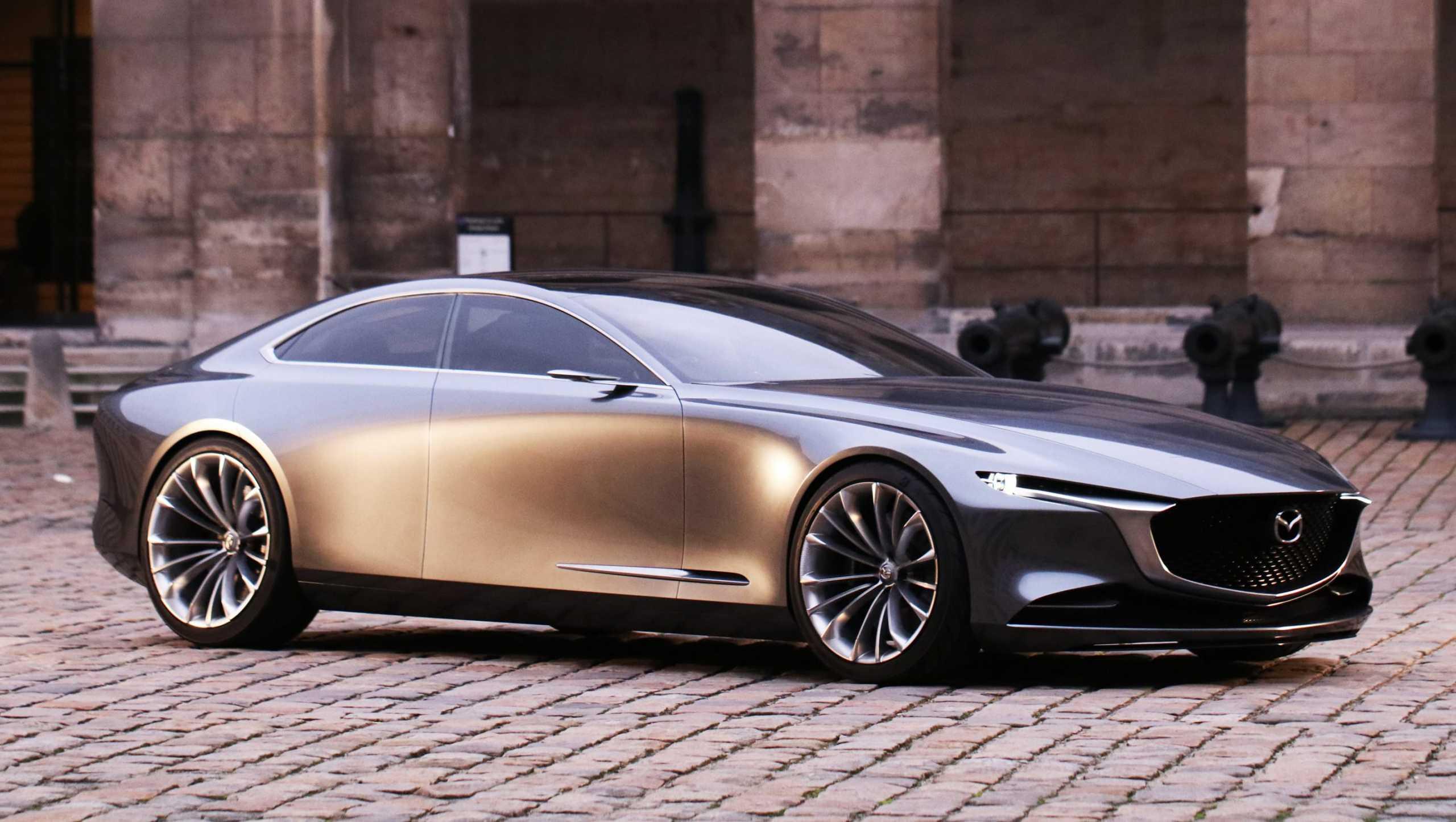 Τα μελλοντικά μοντέλα της Mazda θα είναι «απαγορευτικά» για την Ελλάδα