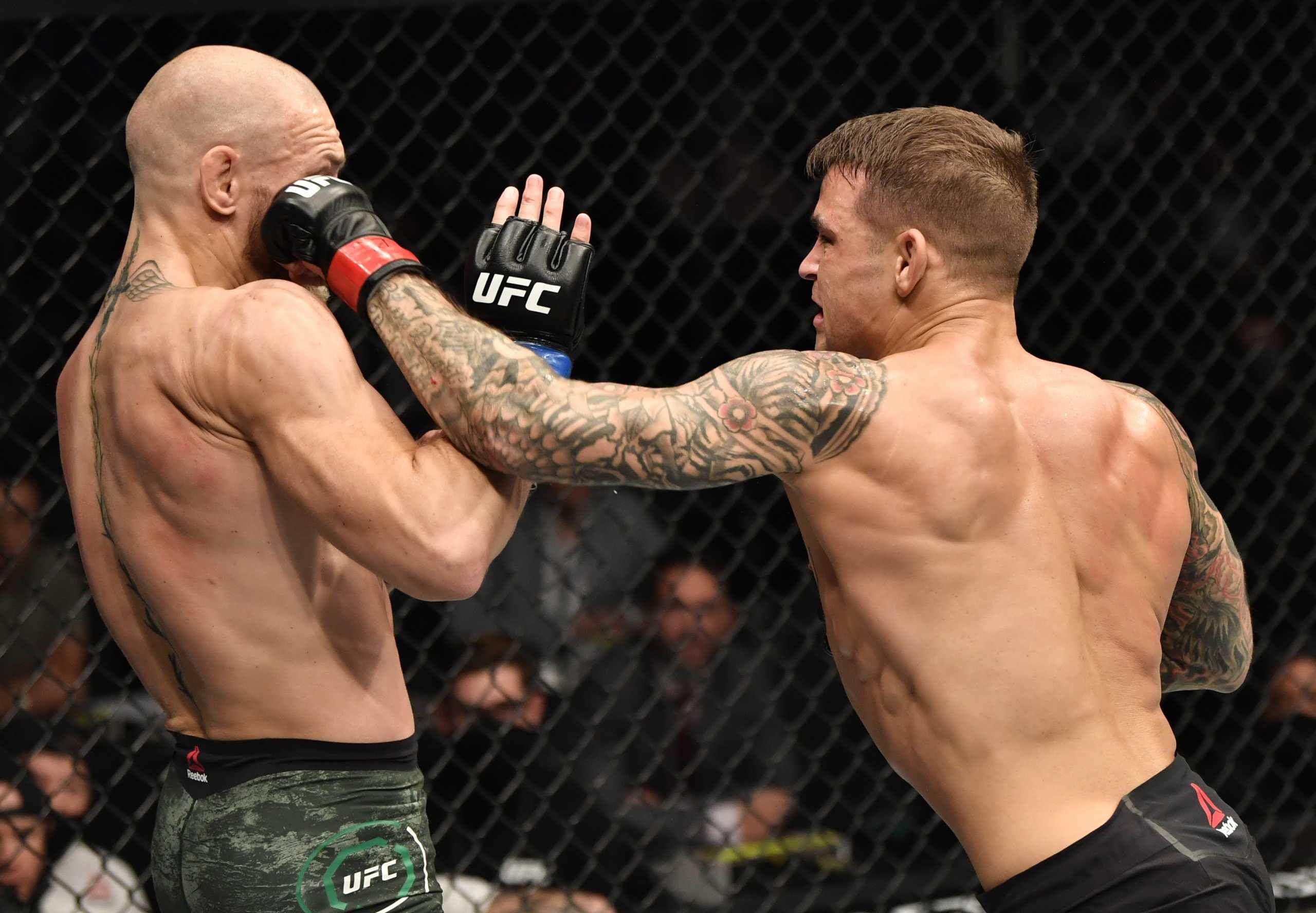 UFC: Ο Πουαριέ διέλυσε τον ΜακΓκρέγκορ (video)