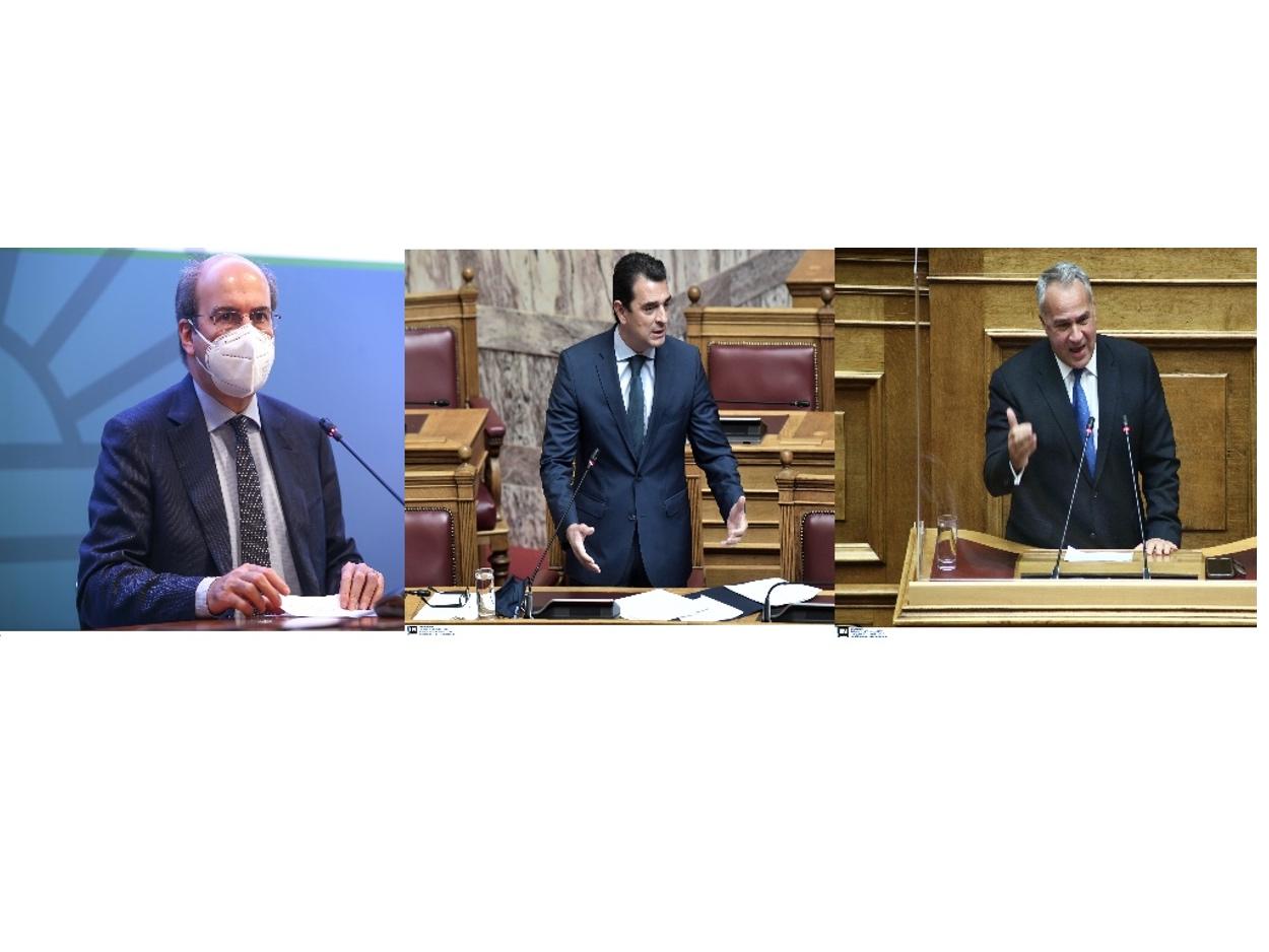 Νέα κυβέρνηση: Ποιοι υπουργοί και υφυπουργοί άλλαξαν πόστα