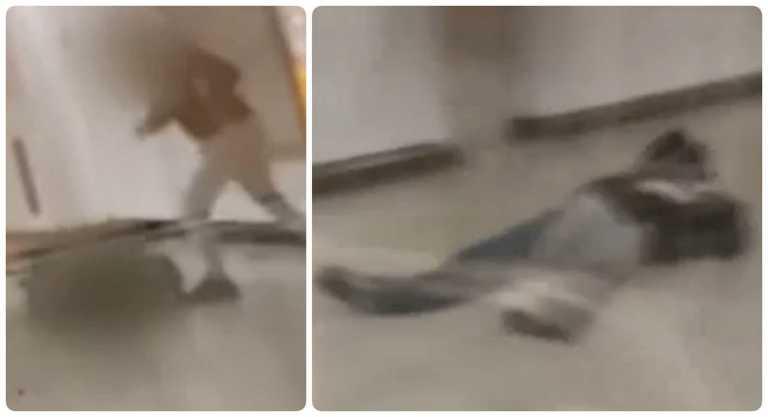 Επίθεση στο Μετρό: Δυο συλλήψεις ανηλίκων για τον ξυλοδαρμό του σταθμάρχη