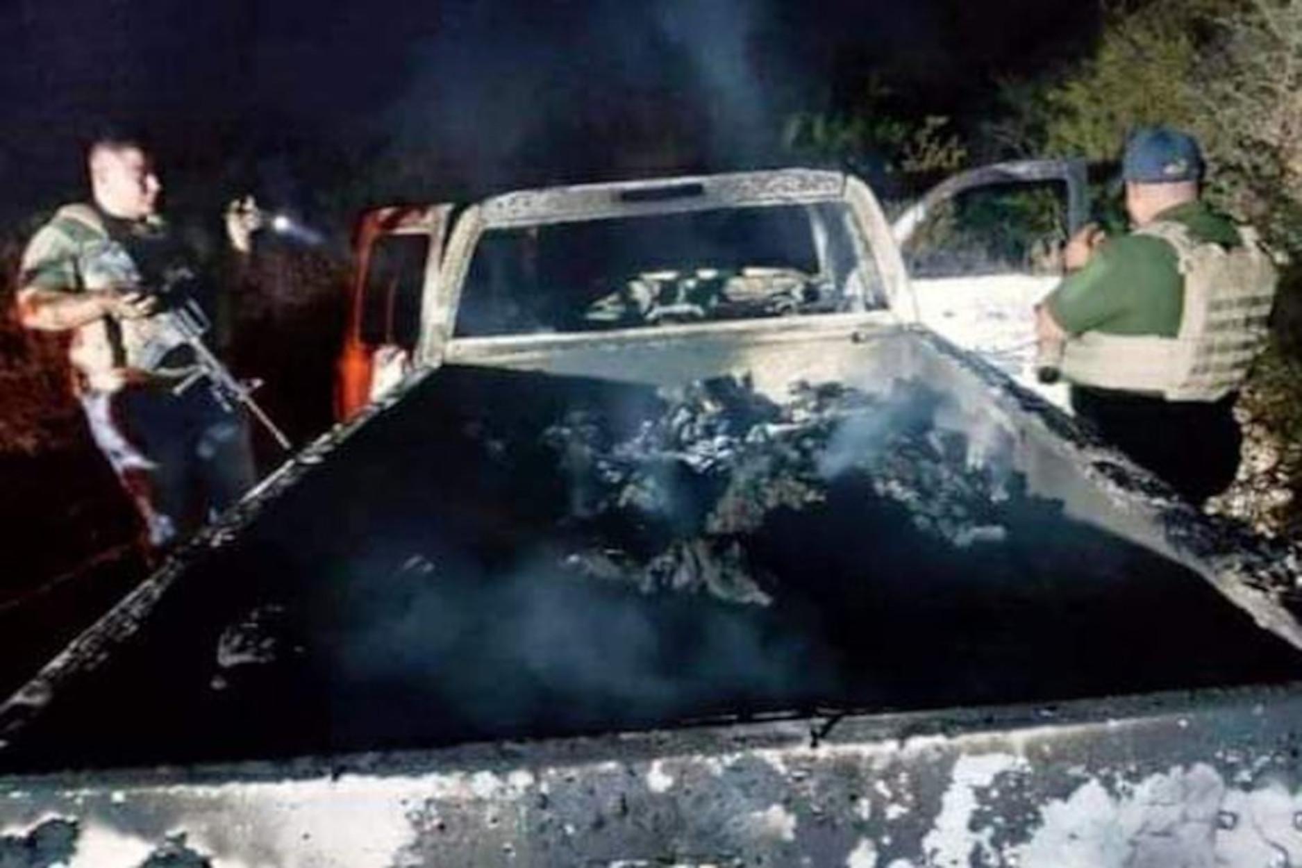 Μεξικό: Βρέθηκαν 19 απανθρακωμένα πτώματα – Τους «γάζωσαν» στις σφαίρες και τους πυρπόλησαν
