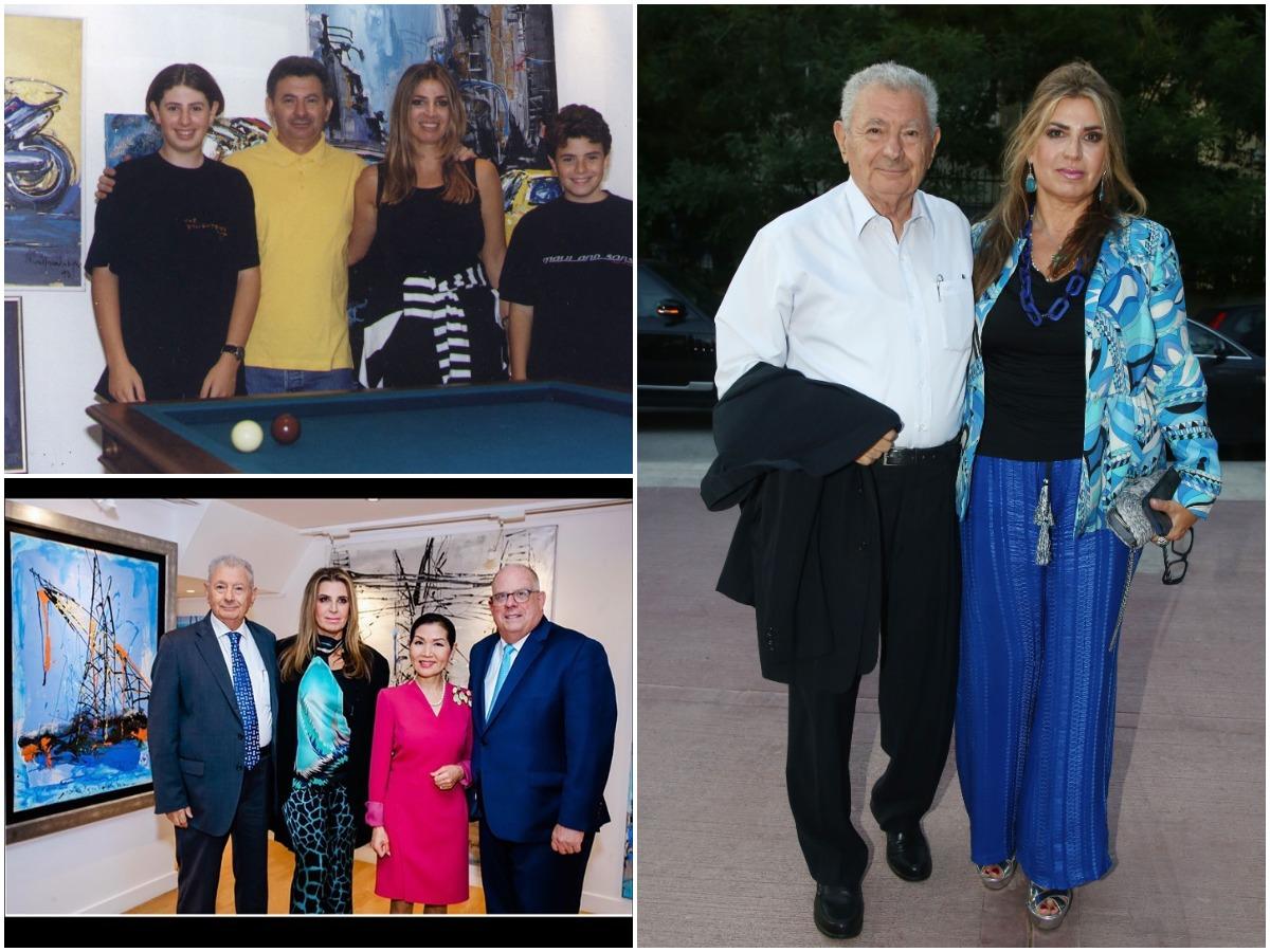 Μίνα Βαλυράκη: Η διάσημη ζωγράφος που ήταν 30 χρόνια στο πλευρό του ιστορικού στελέχους του ΠΑΣΟΚ