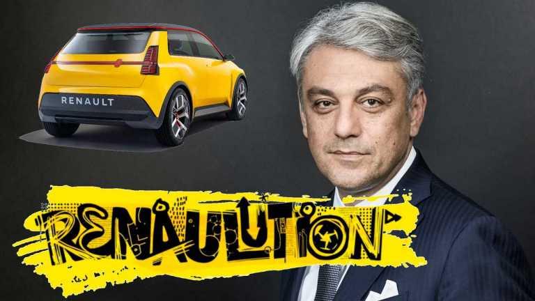 Renault: Ετοιμάζει 14 νέα μοντέλα έως το 2025