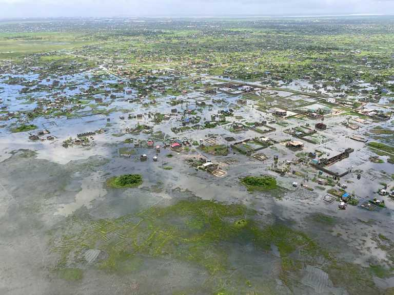 Μοζαμβίκη: 6 νεκροί και χιλιάδες άστεγοι από τον κυκλώνα Ελοΐζ