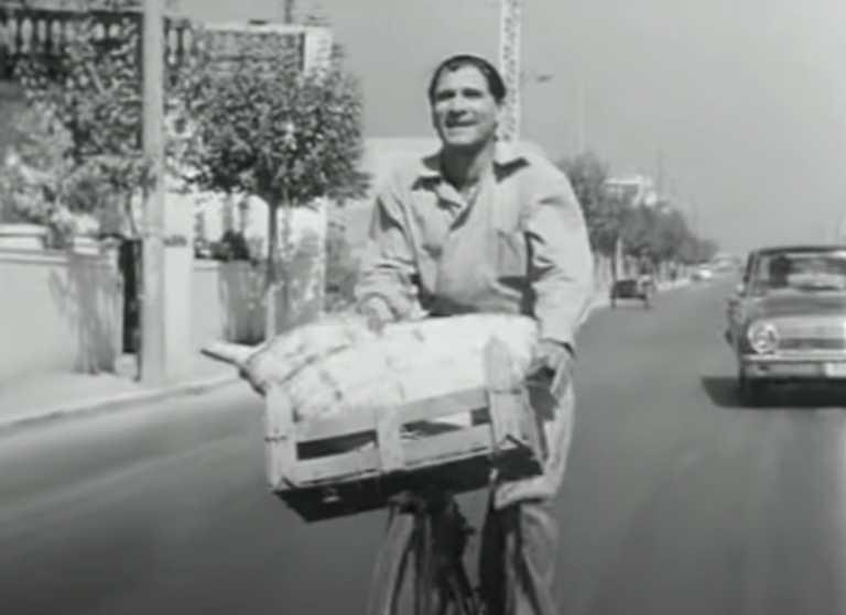 Πώς είναι σήμερα οι δρόμοι που οδηγούσε το ποδήλατό του ο Ζήκος