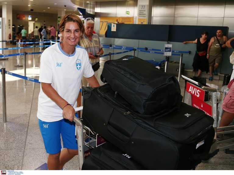 Σοφία Μπεκατώρου: Καταθέτει στην Εισαγγελία Πρωτοδικών η Ολυμπιονίκης