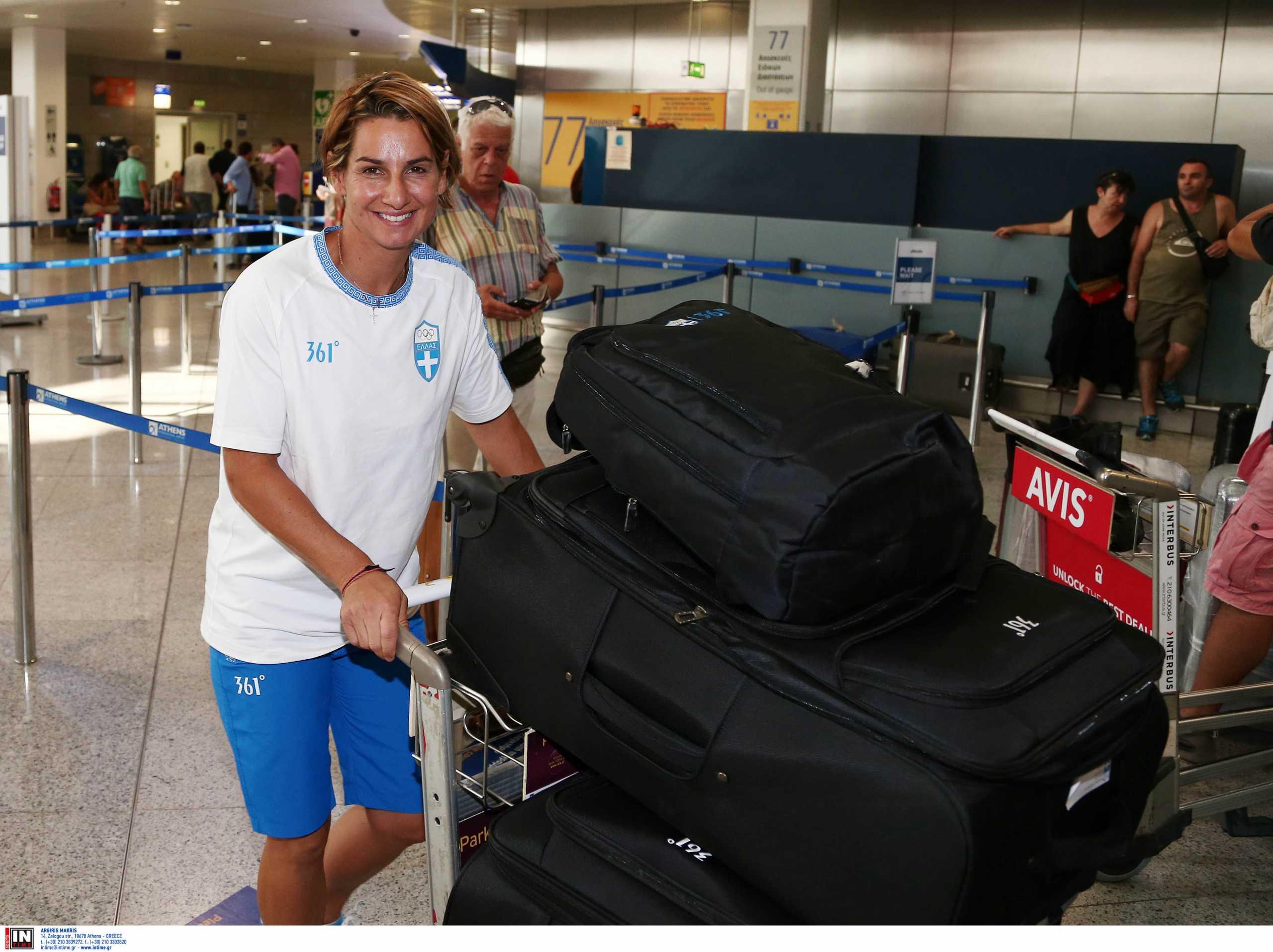 Σοφία Μπεκατώρου: Σοκάρει η περιγραφή της Χρυσής Ολυμπιονίκη – Έτσι τη βίασε παράγοντας της Ομοσπονδίας