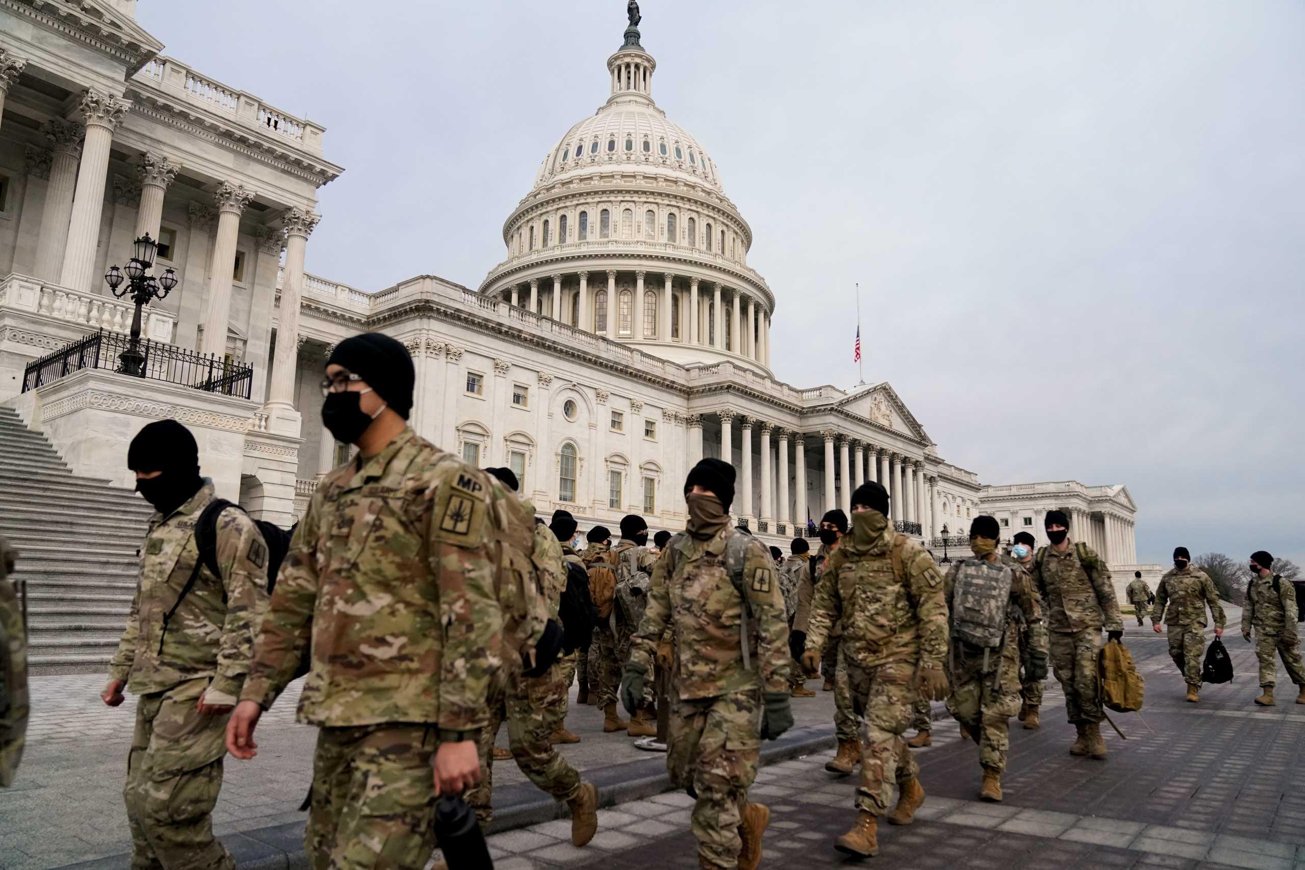 ΗΠΑ – Κορονοϊός: Η FEMA ζήτησε τη βοήθεια του στρατού για το μοίρασμα των εμβολίων