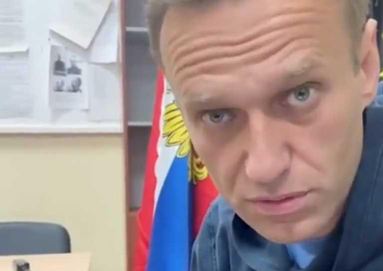Αλεξέι Ναβάλνι: Στην φυλακή για 30 ημέρες