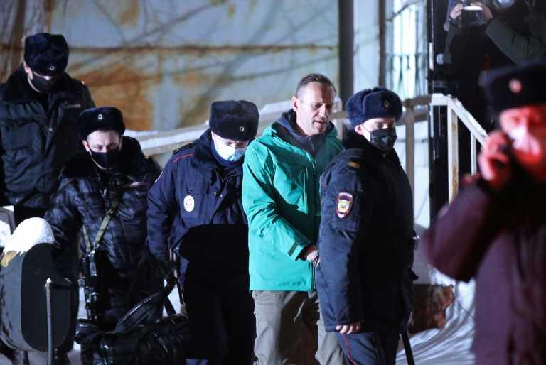 Ναβάλνι από τη φυλακή: Ο Πούτιν και οι φίλοι του είναι βουτηγμένοι στην διαφθορά