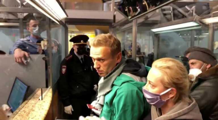 Παγκόσμια οργή για την σύλληψη Ναβάλνι με την Μόσχα να καλεί την Δύση να κοιτάει την δουλειά της