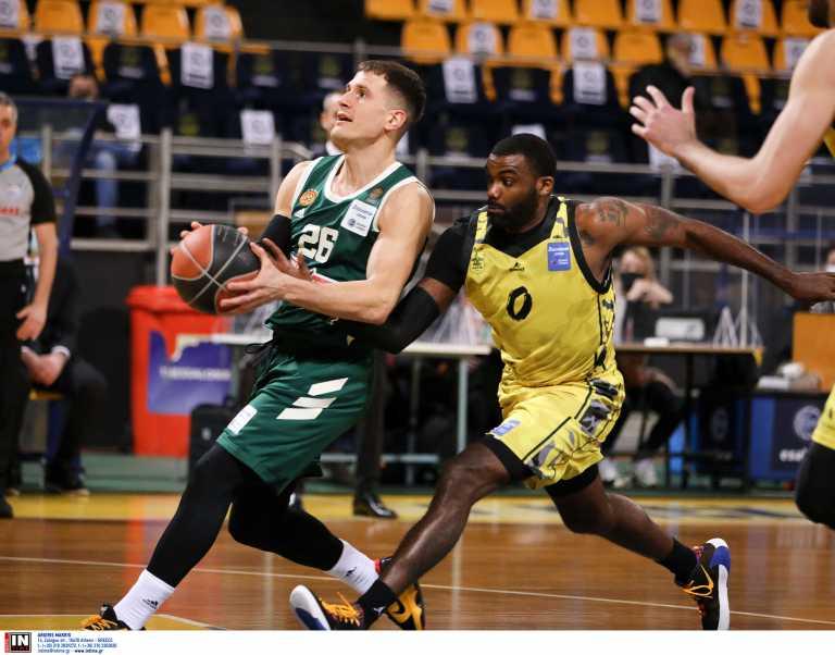 Άρης – Παναθηναϊκός: Νικηφόρο ντεμπούτο για Κάτας στην Basket League (video)