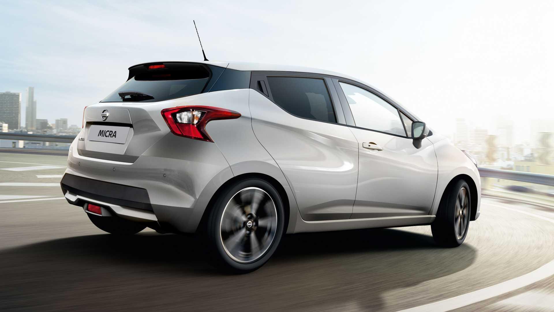 Οι τιμές του ανανεωμένου Nissan Micra