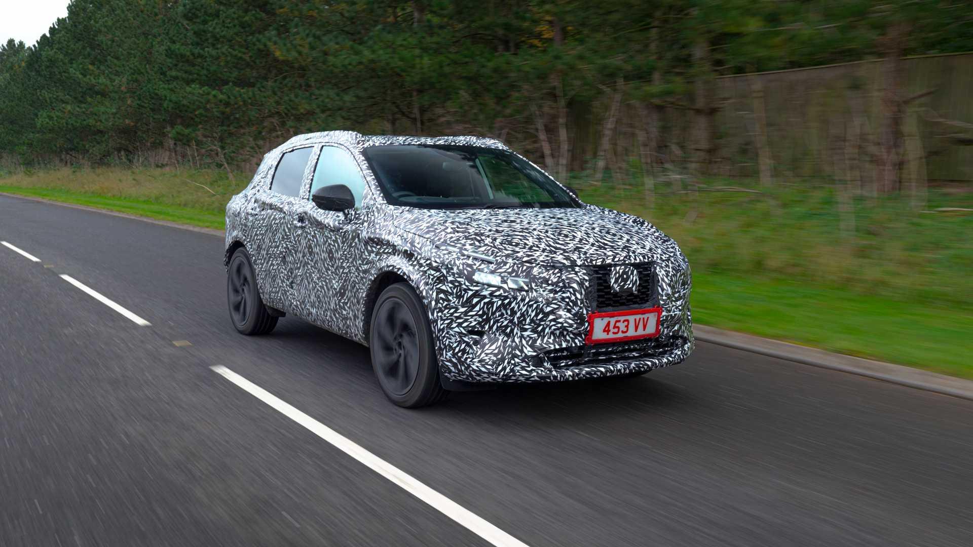 Αυτή θα είναι η υβριδική γκάμα κινητήρων του νέου Nissan Qashqai