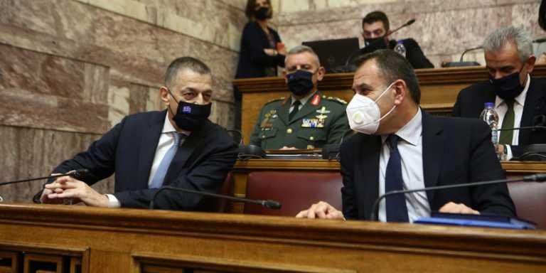 Τι απάντησαν Παναγιωτόπουλος – Στεφανής για ζητήματα στελεχών των Ενόπλων Δυνάμεων με αναπηρία