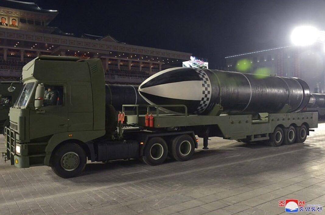 Βόρεια Κορέα: Η Ιαπωνία καταγγέλλει εκτόξευση βαλλιστικών πυραύλων