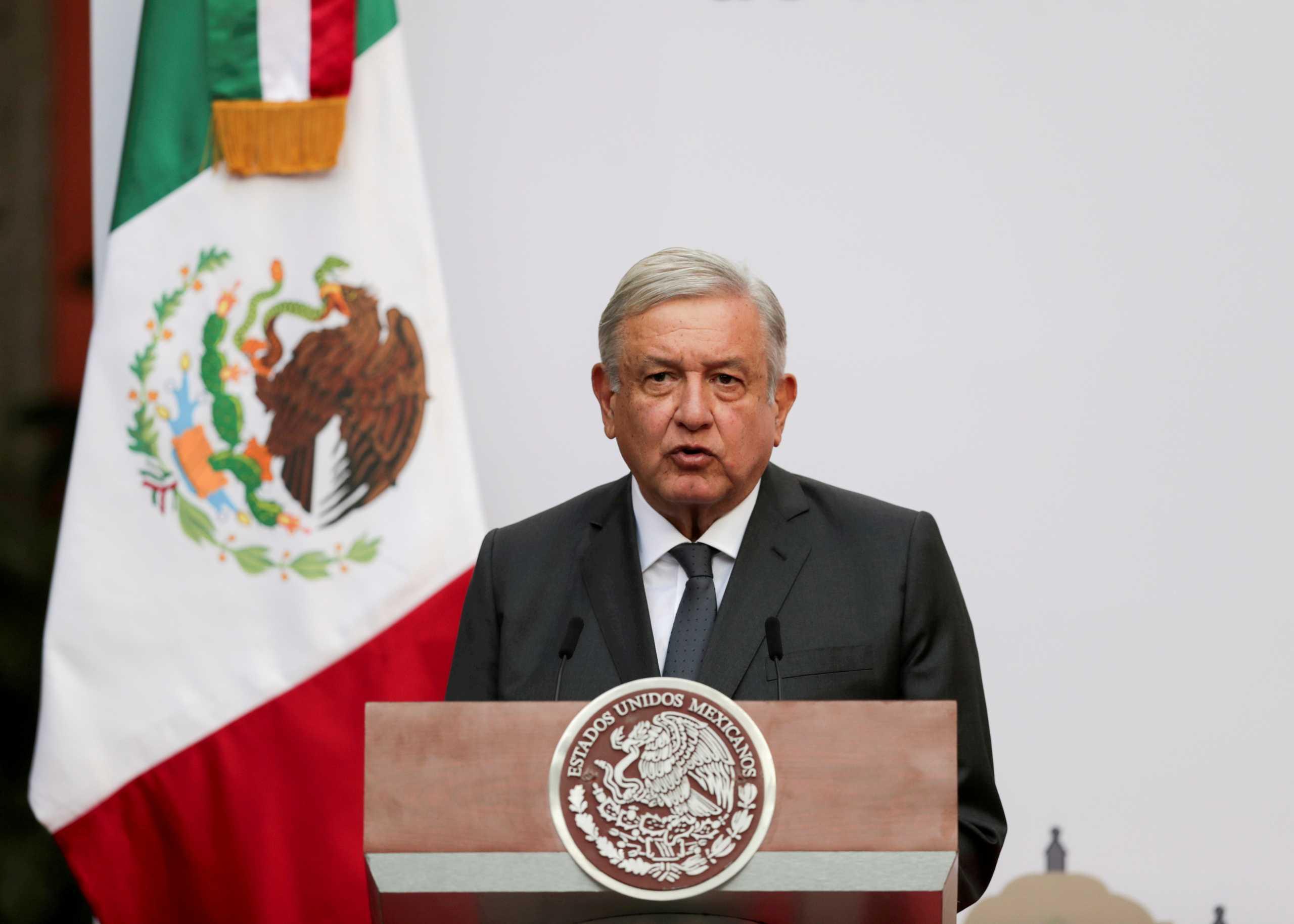 Μεξικό: Βελτιώνεται η κατάσταση της υγείας του προέδρου Ομπραδόρ