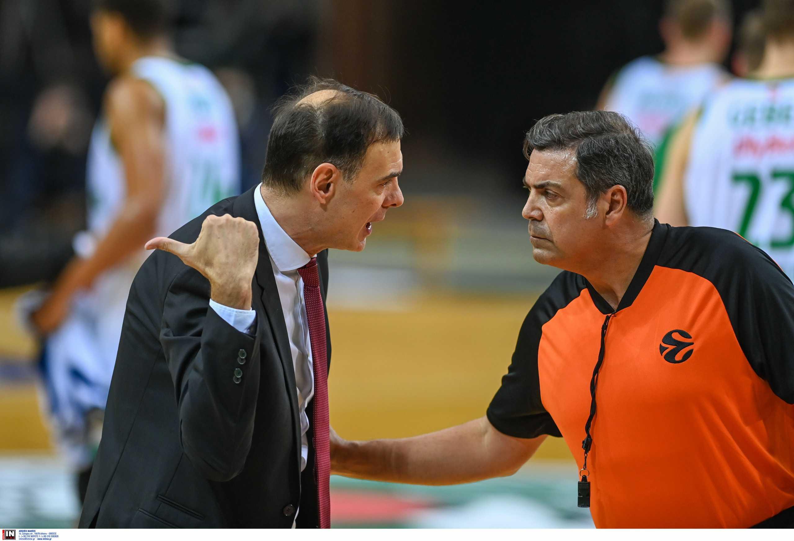 Οργή στον Ολυμπιακό για τη διαιτησία, «Έγινε φάουλ στον Σλούκα, περιμένουμε την θέση της Euroleague» (video)