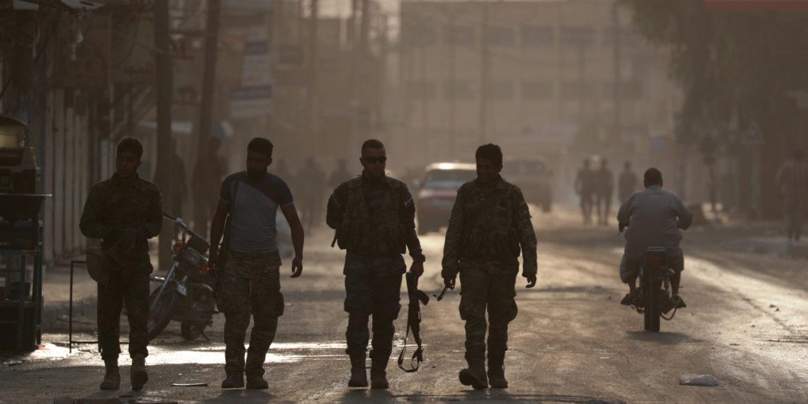 """Συρία: Δολοφονήθηκε ο ηγέτης του """"Συριακού Εθνικού Στρατού"""" που υποστηρίζει ένθερμα η Τουρκία"""