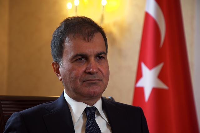 «Αιχμές» Τσελίκ: Περιμένουμε η Ελλάδα να προσέχει τη γλώσσα που χρησιμοποιεί κατά της Τουρκίας